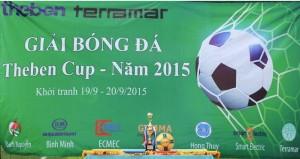 Giải bóng đá thường niên THEBEN CUP