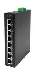 LW-30800GI. Industrial PoE Gigabit Switch: 8xGE (PSE). 30W/cổng.
