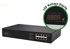 LW-30800GL - Switch 8 Cổng Gigabit PoE