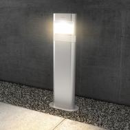 theLeda D10 B AL. Đèn LED cảm biến chiếu sáng nghệ thuật, dạng trụ thông minh