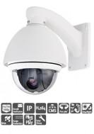 NP1102WA - camera bán cầu 1080p, quay, quét, Zoom, hồng ngoại