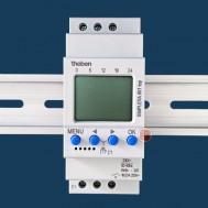 SIMPLEXA 601 top. Thiết bị hẹn giờ kỹ thuật số, hàng tuần, 1 kênh, 1 phút, pin sạc