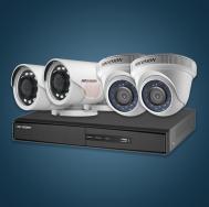 Bộ camera TVI gia đình Hikvision full HD