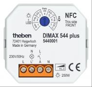 DIMAX 544 plus. Điều khiển cường độ ánh sáng tự động