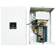 15-PSA4008. Bộ cấp nguồn 220/24VAC/4A, 8x0.5A.