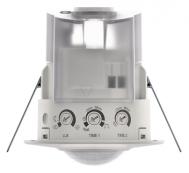 LUXA 103-101 C DE WH. Công tắc cảm biến chuyển động, 2 kênh.