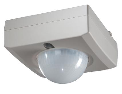 SPHINX 104-360/2 AP. Công tắc cảm biến hiện diện, 360 độ, gắn nổi, 2 kênh.