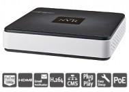 NVR104ZP - Đầu ghi hình IP 4 kênh