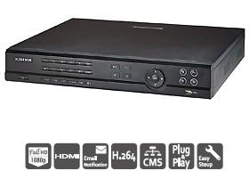NVR116Z - Đầu ghi hình IP 16 kênh