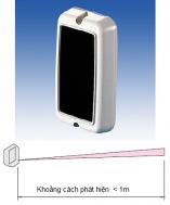 PR-1B - Đầu báo tia hồng ngoại phản xạ trực tiếp, 1m trong nhà.