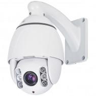 NP4102WHI- Camera IP, PTZ 10X, 2Mpx, hồng ngoại 50m, ngoài trời