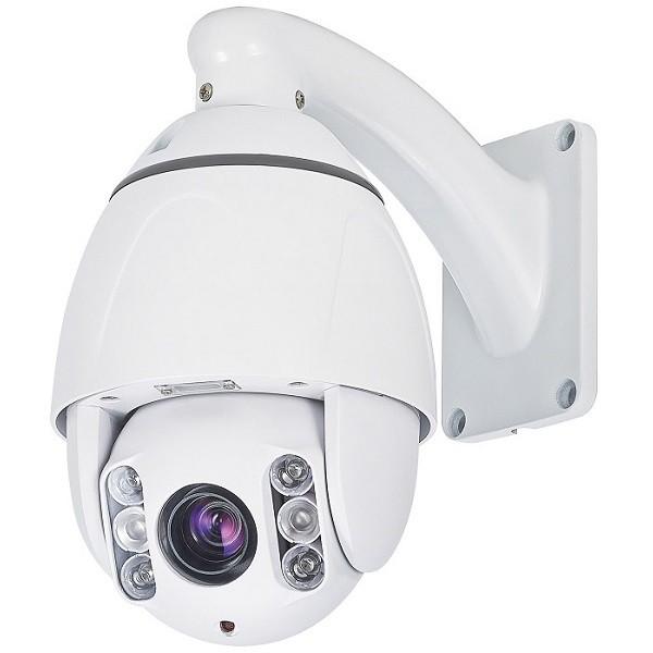 NP4102WHI - Camera IP, PTZ 10X, 2Mpx, hồng ngoại 50m, ngoài trời